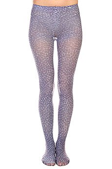 Колготки женские Roxy Patriot Blue Tight Dixie Dots