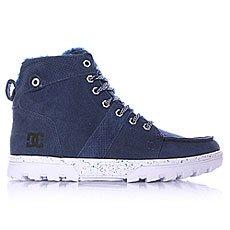 Ботинки зимние DC Woodland Blue