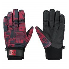 Перчатки сноубордические DC Radian Glove Torstein Overscale
