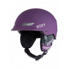 Шлем для сноуборда женский Roxy Power Powder Magenta Purple