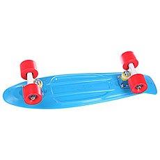 Скейт мини круизер Penny Original Nickel Blue 22 (55.9 см)
