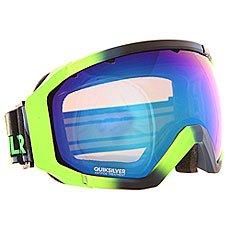 Маска для сноуборда Quiksilver Q2 Lime