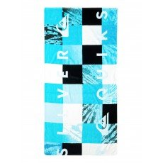 Полотенце Quiksilver Check Towel Hawaiian Ocean