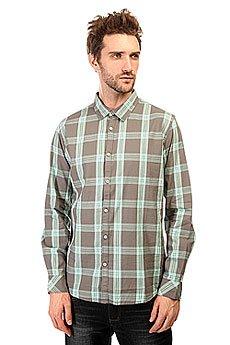 Рубашка в клетку Quiksilver Atlantic Jungle Wvtp Atlantic Jungle Cast