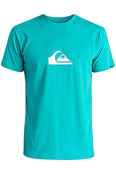 Футболка Quiksilver Class Everyday Mw Tees Biscay Bay