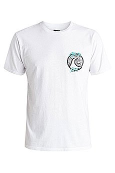 Футболка Quiksilver Ghet To surfs Tees White