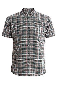 Рубашка в клетку Quiksilver Prelock Wvtp Prelock Rosewood