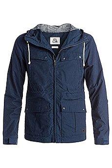 Куртка Quiksilver Seashore Jckt Medieval Blue