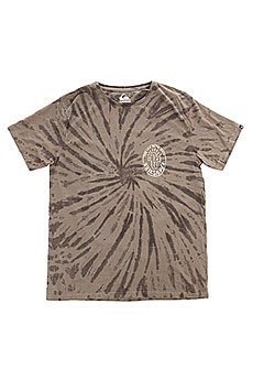 Футболка Quiksilver Live And Dyess Tees Tarmac