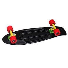 Скейт мини круизер Penny Nickel Rasta 7.5 x 27 (68.6 см)