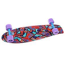 Скейт мини круизер Penny Nickel Ltd Multicolor 7.5 x 27 (68.6 см)