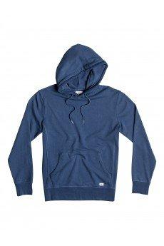 Толстовка кенгуру Quiksilver Essential Hood Otlr Dark Denim