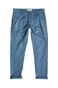 Штаны прямые Quiksilver Krandy Straight Ndpt Dark Denim