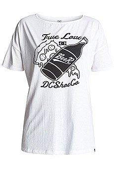Футболка женская DC Tchonga Loose 2 Tees White