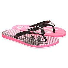 Вьетнамки детские Roxy Rg Tahiti V G Sndl Pink/Black