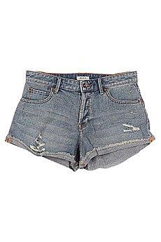 Шорты джинсовые женские Roxy Vanilla Ptd J Dnst Small Vintage Herita