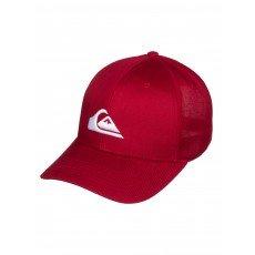 Бейсболка классическая Quiksilver Decades Quik Red
