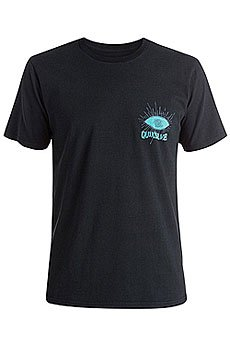 Футболка Quiksilver Gatewayss Tees Black