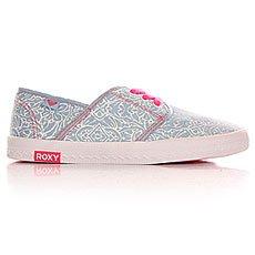 Кеды низкие детские Roxy Rg Hermosa G Shoe Chambray