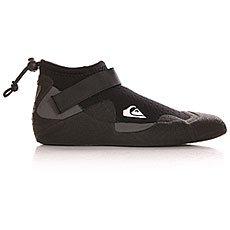 Гидроботинки Quiksilver Syn2 Boot Black