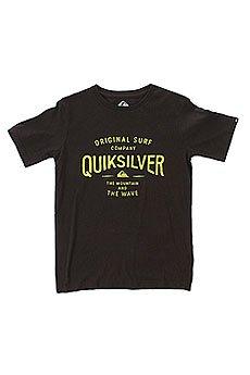 Футболка детская Quiksilver Claim It Tees Anthracite