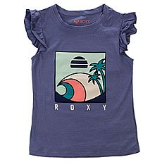 Футболка детская Roxy Twendless Calif K Tees Chambray