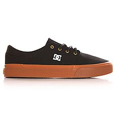 Кеды низкие DC Trase Tx Shoe Black/Gold