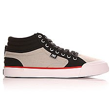 Кеды высокие DC Evan Smith Hi Shoe Black/Grey