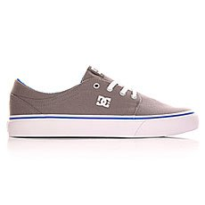 Кеды низкие DC Trase Tx Shoe Grey/Blue