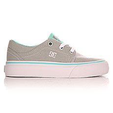 Кеды низкие детские DC Trase Tx G Shoe Grey/Blue