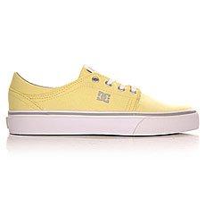 Кеды низкие женские DC Trase Tx J Shoe Yellow