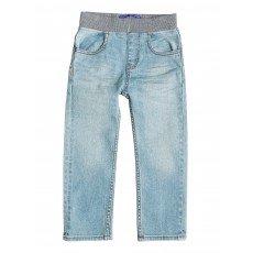 Джинсы прямые детские Quiksilver Thick Wood Pant Blue Salted