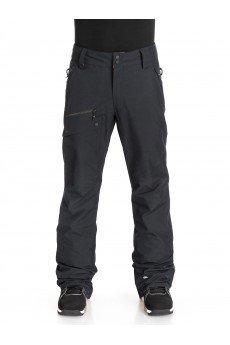 Штаны сноубордические Quiksilver Swords Pant Snpt Black