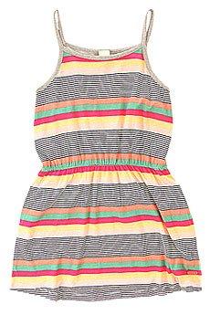 Платье детское Roxy Hear Swing Stripes Sand