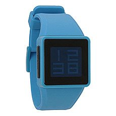 Электронные часы Nixon Newton Digital Sky Blue