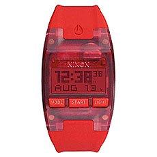Электронные часы Nixon Comp S Blood Red