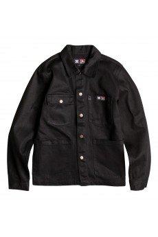 Куртка джинсовая DC Front Snap Jckt Black
