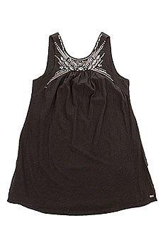 Платье женское Roxy Come Ktdr True Black