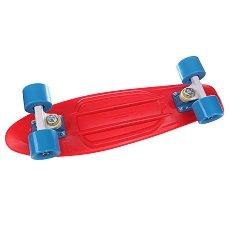 Скейт мини круизер Penny Complete Red/Blue 22 (55.9 см)