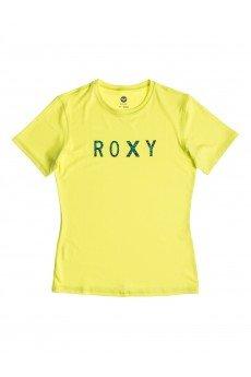 Гидрофутболка женская Roxy Palmsawayss Limeade