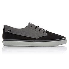 Кеды низкие Quiksilver Beacon M Black/Grey/White