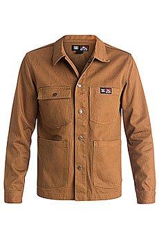 Куртка джинсовая DC Front Snap Wheat