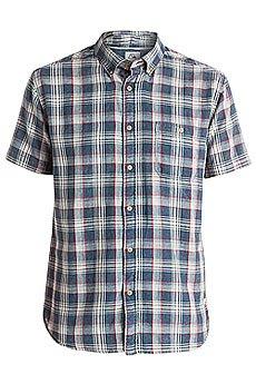 Рубашка в клетку Quiksilver Bright Shade Dark Den
