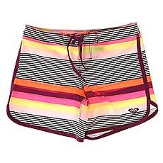 Шорты пляжные детские Roxy Little Desert Swing Stripes Combo