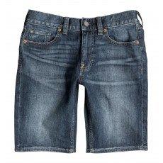 Шорты джинсовые детские DC Washed Straight Medium Stone