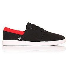 Кеды низкие DC Haven Black/Red