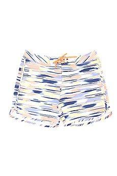 Шорты пляжные женские Roxy Printed 7 Bs Ikat Pattern New Com