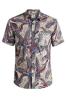 Рубашка Quiksilver Riot Shirts Steeple Grey