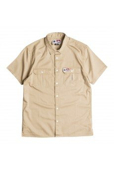 Рубашка DC Ben Davis Shirt Khaki