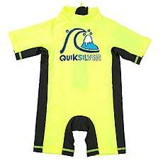 Гидрокостюм (Комбинезон) детский Quiksilver Bubble Spring Safety Yellow